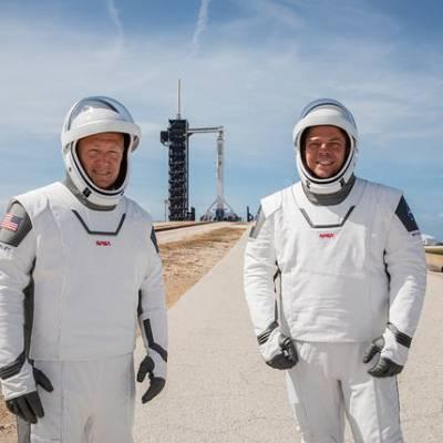 Oglądaj na żywo start rakiety SpaceX