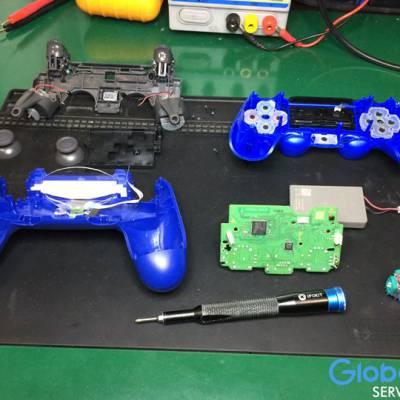 Kolejne zlecenie, dla odmiany kontroler od PS4.