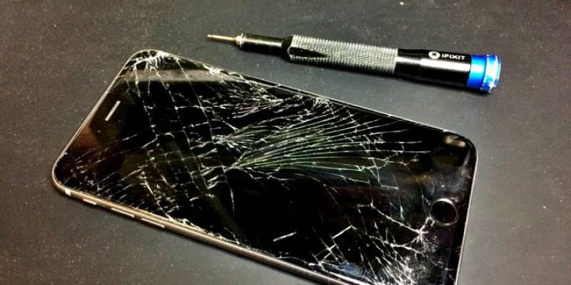Dzisiejsze zlecenie : iPhone 6S Plus.